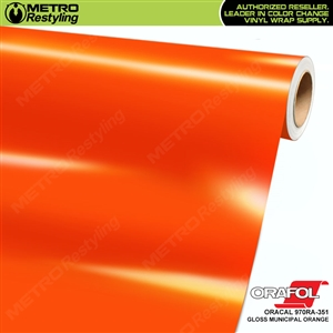 gloss municipal orange