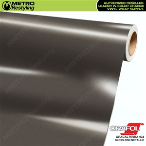 zinc metallic wrap