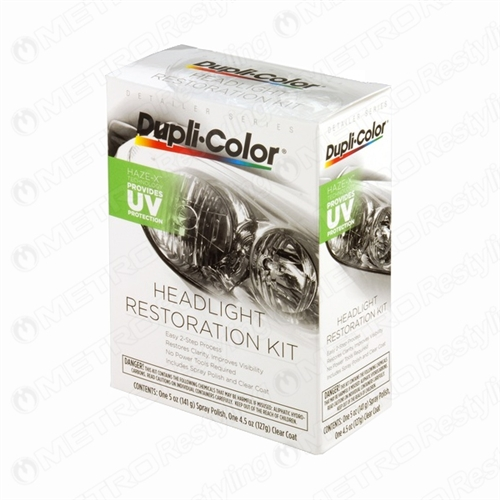 Dupli-Color - Head Light Restoration Kit