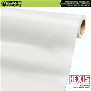 Satin Nacre White is a beautiful satin white color that keeps it classic yet still catches the attention.