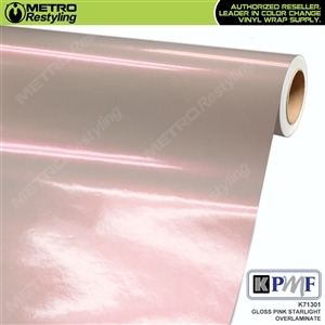 KPMF Speciality Over-Laminating Films Pink Starlight