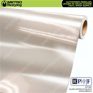 KPMF Speciality Over-Laminating Films Copper Starlight