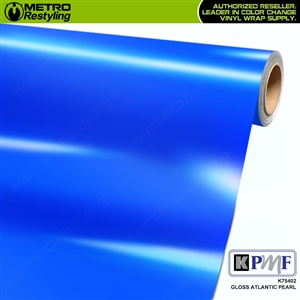 KPMF K75402 Gloss Atlantic Pearl automotive wrapping film