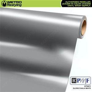 KPMF K75411 Chalk White automotive wrap film