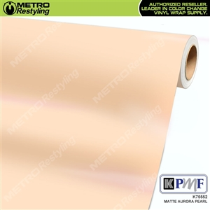 KPMF K75552 Matte Aurora Pearl vinyl vehicle wrap film