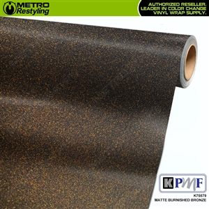 KPMF K75579 Matte Burnished Bronze automotive wrapping film