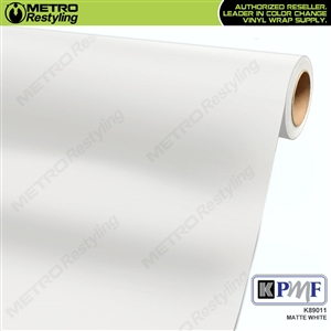 KPMF Matte White Wrap Film