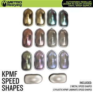 KPMF Speed Shapes Kit