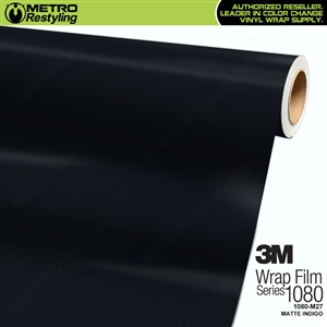 3M 1080 M27 Matte Indigo vinyl vehicle wrap film