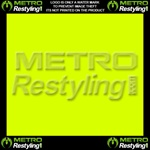 Metro Yellow Fluorescent Vinyl
