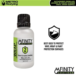 MFinity Ceramic Coating for PPF & Vinyl