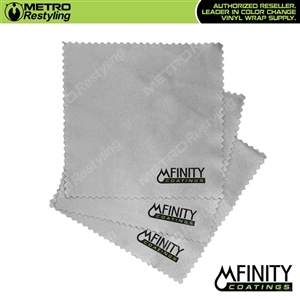 Mfinity Pro Microsuede Ceramic Coating Application Cloths