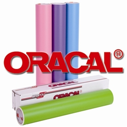 ORACAL Series 631 Matte Craft Vinyl Film 24in