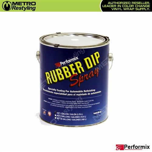 performix rubber dip multipurpose rubber coating 1 gallon green sprayable order online or. Black Bedroom Furniture Sets. Home Design Ideas
