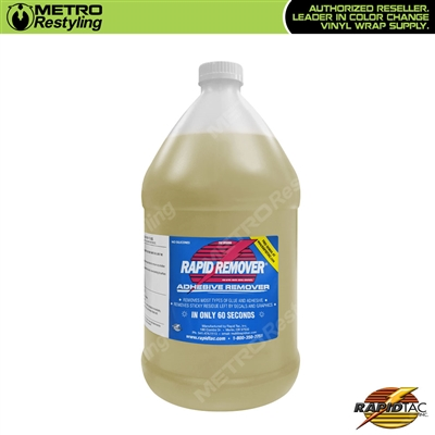 Rapid Remover 1 Gal (125oz)