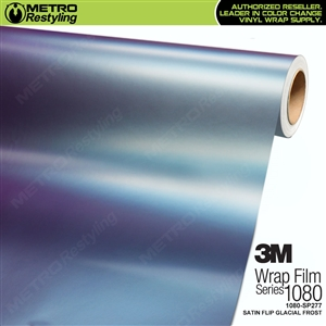 3m 1080 Color Flip Vinyl Car Wrapping Film Is Available In