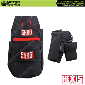 Hexis SHAGBELT Toolbelt Tool Holder holds all your tools within reach
