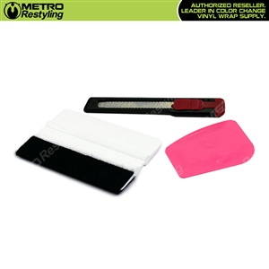 Standard Car Wrap Application Kit