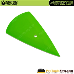 The Contour Green Installation Squeegee (soft)