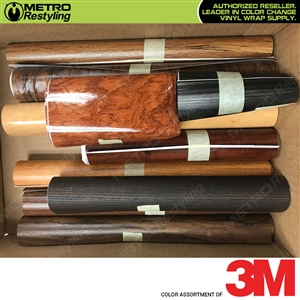 3M DI-NOC Wood Grain Flex Wrap Vinyl Film