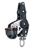 Harken 2658 40mm Fiddle Block w Swivel, Becket and Cam