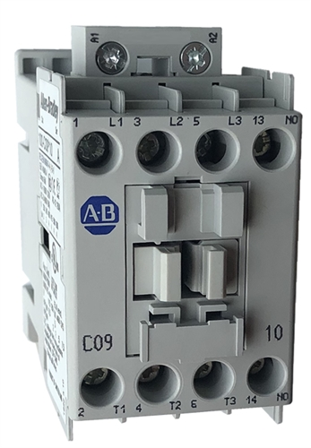 100-C09*10 Ab Contactors Wiring Diagrams For on