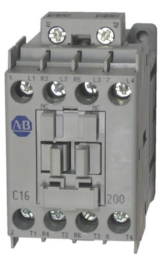 100-C16*200  Pole Contactor No Nc Wiring Diagram on