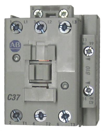 Allen Bradley 100 C37 10 3 Pole 37 Amp Iec Contactor With