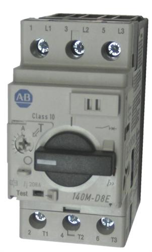 Allen Bradley 140m D8e C20 Manual Motor Starter That Is