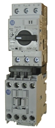 Allen Bradley 190E-AND2-CB63X combination starter