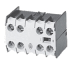 Moeller 22DILE 4 pole auxiliary contact block