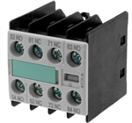 Siemens 3RH1911-1FA40 auxiliary contact
