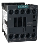 Siemens 3RH2122-1BB40 4 pole Control Relay