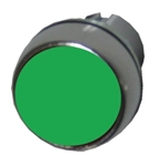 Allen Bradley 800FM-F3 green metal pushbutton