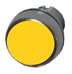 Allen Bradley 800FM-F5 yellow metal pushbutton
