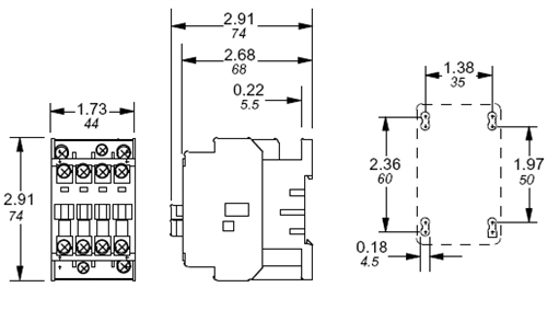A9-30-10 Abb A Phase Contactor Wiring Diagram on