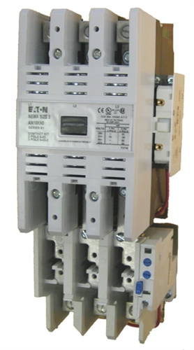 AN16KN0 2 eaton an16kno 90 amp nema size 3 starter with an ac rated coil  at bayanpartner.co