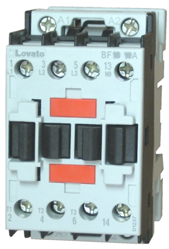 Lovato bf1810a 3 pole iec rated contactor with 1 no base contact view larger photo email asfbconference2016 Choice Image