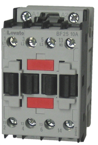 Lovato bf2510a 3 pole iec rated contactor with 1 no base contact view larger photo email asfbconference2016 Gallery