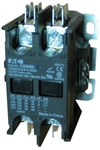 Eaton C25BNB220A 20 AMP 2-pole Definite Purpose Contactor