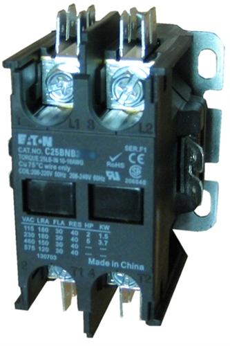 c25bnb230a Cutler Hammer Contactor Wiring