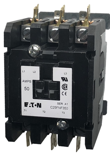 C25FNF350  Amp Contactor Wiring Diagram on