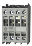 GE CL01A310T 3 pole UL/CE IEC rated contactor