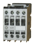 GE CL01A400TL 4 pole UL/CE IEC rated contactor