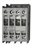 GE CL02A310T 3 pole UL/CE IEC rated contactor