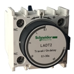 Schneider Electric LADT2 on delay timer