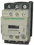 Schneider Electric LC1D09 3 pole contactor