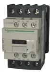 Schneider Electric LC1D098F7 4 pole contactor
