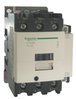SCHNEIDER ELECTRIC LC1D50 Contactor