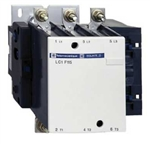 Schneider Electric LC1F185B6 185 AMP 3 Pole 24 volt contactor